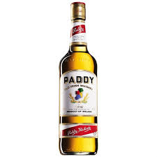 illustration - Whisky Paddy 40°