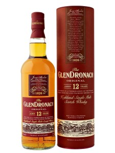 illustration - Whisky Glendronach 12y 43°