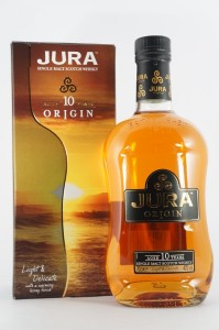 illustration - Whisky Jura 'Origin 10y' 40°