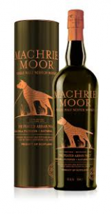 illustration - Whisky Arran 'Machrie Moor' – 7th Edition (Release 2016) 46°