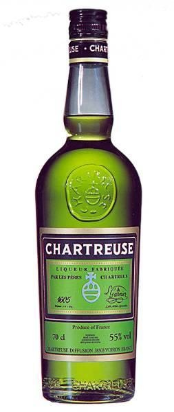 illustration - Chartreuse Verte 55°