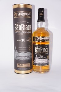 illustration - Whisky BenRiach 10y 43°