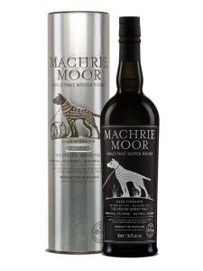 illustration - Whisky Arran 'Machrie Moor' Cask Strength – 2nd Edition (Release 2015) 58.2°