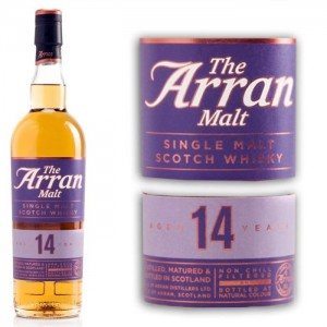 illustration - Whisky Arran 14y 46°