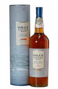 illustration - Whisky Oban Little Bay 43°