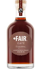 illustration - Fair. Café Liqueur 22° – Fairtrade