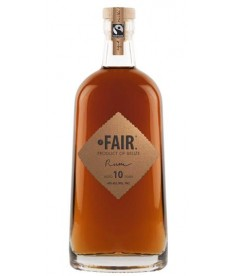 illustration - Fair. Rhum 10y 40° – Fairtrade