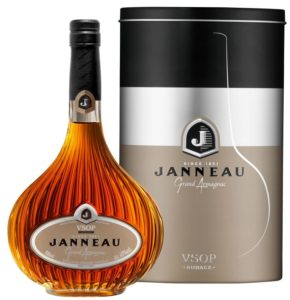 illustration - Armagnac Janneau 'Audace' 40°