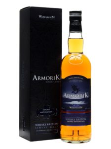 illustration - Whisky Armorik Double maturation 46°