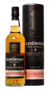 illustration - Whisky Glendronach 8y 'The Hielan' 46°