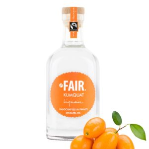 illustration - Fair. Liqueur Kumquat 22°- Fairtrade