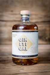illustration - Gin Ginetical 'Wood Edition' 43° (+ 10cl gratuit)