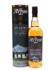 "illustration - Whisky Arran ""The Bothy Quarter Cask – Batch 2"" 55.2°"
